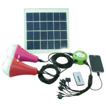 Großhandel solar led Laterne, Solarbausatz, kleine Solarleuchten, solar camping Licht, solar home system