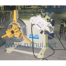 Un Straightening Equipment Make Coil Steel Straending