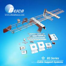 Grade de cabo com acessórios (CE, UL, NEMA, ISO, GV, IEC)