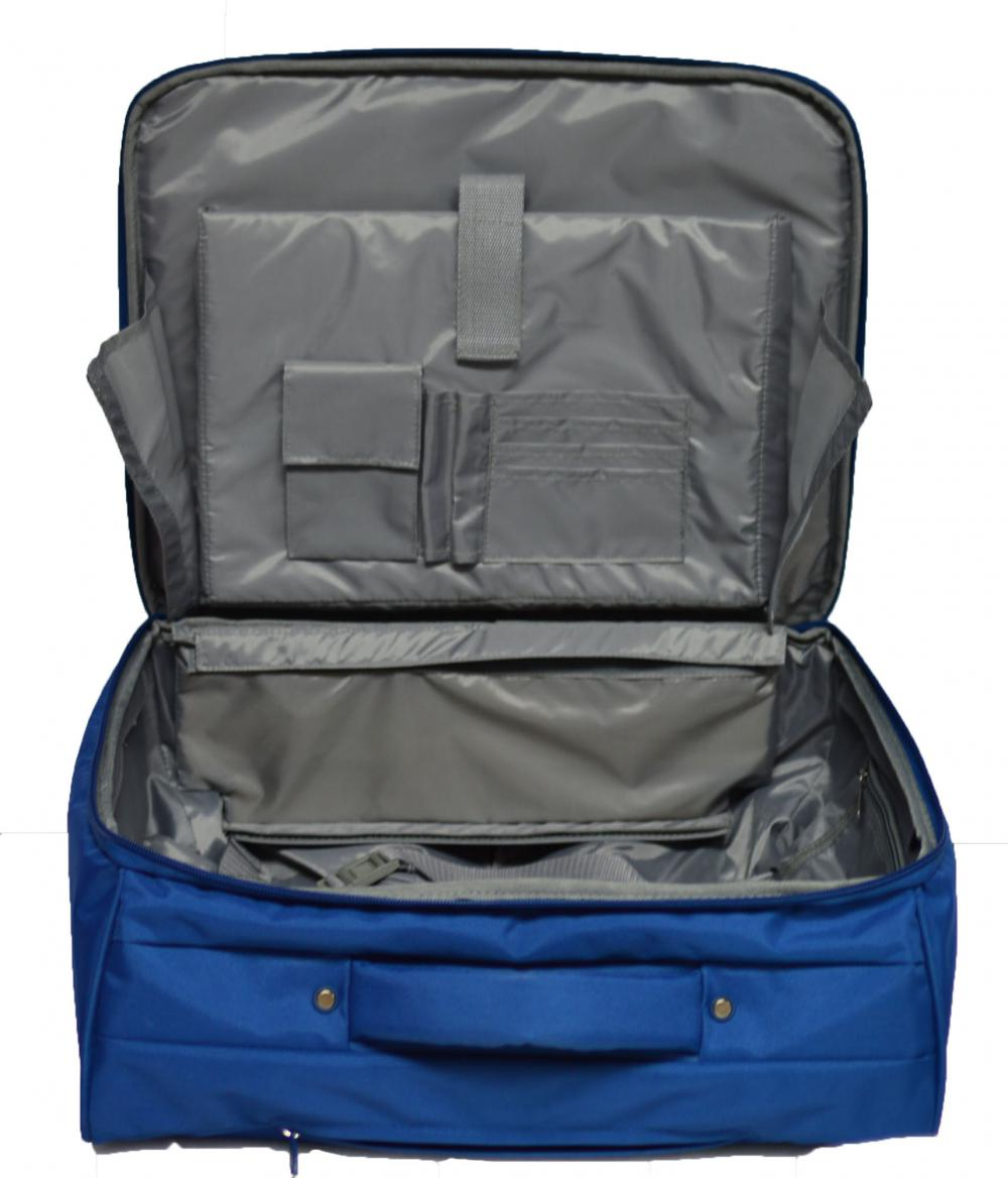 Business Suitcase Collapsible Trolley Case
