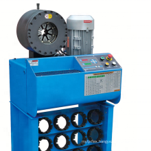 Quick Change Tool Hydraulic Hose Crimping Machine PRO-91C-6