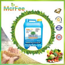 Líquido Ácido Húmico Orgânico Fertilizante 1L: 2000 L Água