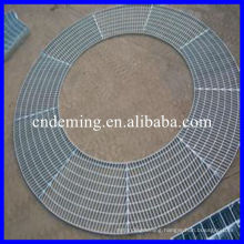 PVC coated steel grill grating round manufacturer made by our own factory direct export
