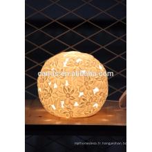 Lampe en céramique faite main de qualité supérieure