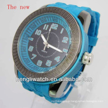 Hot Fashion Silicone Watch, Best Quality Watch 15047