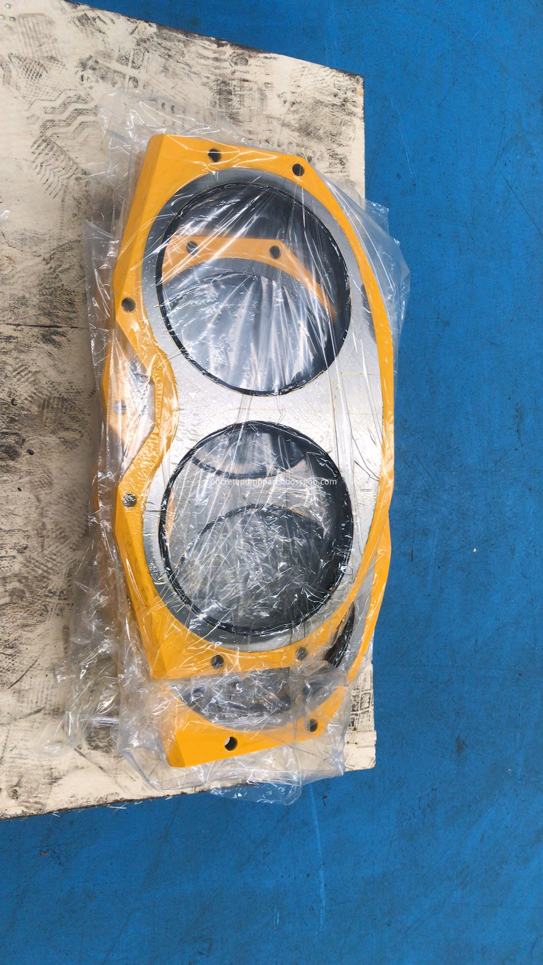 Pm Concrete Pump Wear Plate