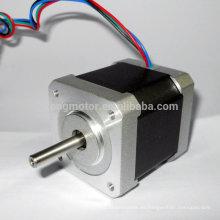 Motor y robot de impresora NEMA 17 de 42 mm con certificación CE y ROHS