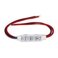 O mini repetidor Inline do amplificador para a luz de tira do diodo emissor de luz, estende o controle do redutor com preço de fábrica