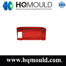 Plástico Auto Lights Cover Injection Mold