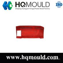 Moulage par injection de couverture de lumières automatiques en plastique