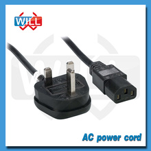 220V C13 Power Cord with UK Plug