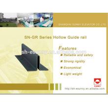 алюминия руководство железнодорожных Шиндлер Лифт частей, Лифт, Лифт кнопки, части кнопки/Лифт Лифт