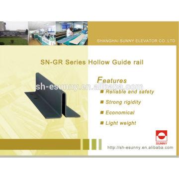 Aufzug Schiene Halterung Schiene guide, Führungsschienen für Aufzüge, Aufzug, Aufzug Druckknopf, Lift-Taste/Aufzug Teile
