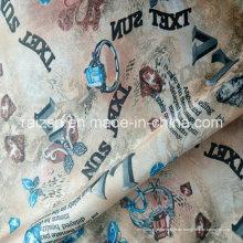 Wunderschöner bedruckter Nylon Taft für Kleidungsstück / Ethnic Style Pattern