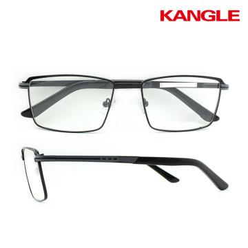 Latest model buy optical frame online stainless steel glasses new model eyewear online classical frame