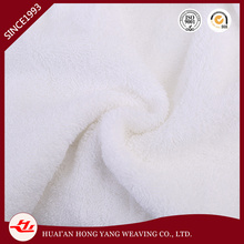 Hotel  Spa Travel White Dobby 3 Pcs Towel Set