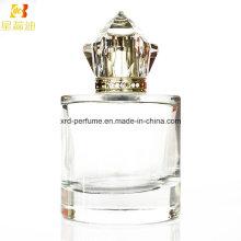 Heißer Verkauf 100 ml Parfüm Glasflasche mit Surlyn Cap