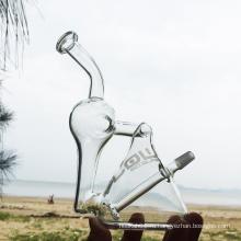 Два-в-одном Recycle Креативный стиль Стекло Chisha Курительные трубки для воды (ES-GB-260)