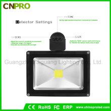 COB LED Flood Light 50W Witn Long Range PIR Sensor D203s