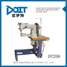DT206 Steady running With perfect stitch Walking foot sewing machine moccasins sewing machinery