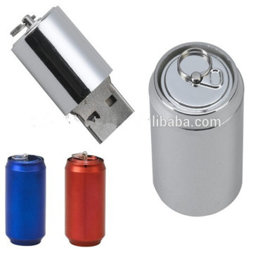 16gb Cola Can Shape USB Flash Memory Drive