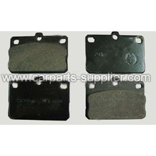 Brake Pad for Toyota 04465- 12320