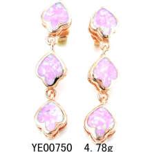 Opala brinco joias (YE00750)