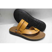 Newest Fashion Classic Men Beach Shoes with PU Outsole (SNB-13-001)
