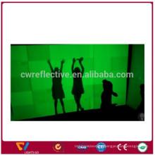 glow in the dark vinyl roll / fluorescent vinyl film