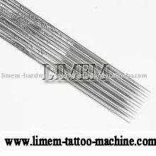 agulha de tatuagem estéril pré-fabricada