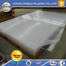 atacado bom preço china suprimentos placa de plexiglass claro
