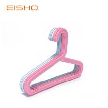 EISHO Прочная маленькая пластиковая вешалка для сушки одежды