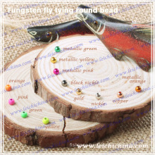 Tungsten Fly Fishing Fly Tying Round Bead