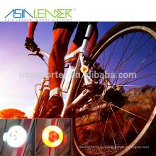 BT-4900 Последние разработки 3SMD On-Flash - Велосипедный свет Светодиодный задний фонарь велосипеда