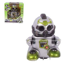 Multi-Function Robot Plastic Toys with Best Material