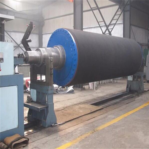 Blind Drilled Press Rubber Roll 03