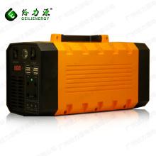Alta capacidade 50 / 60Hz 288wh 500AD portável 12 v 26ah li-ion ups bateria