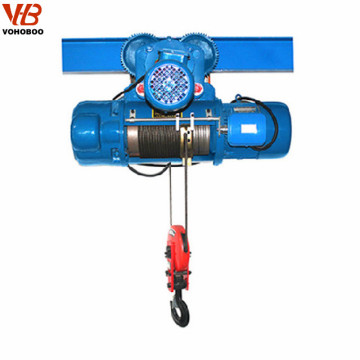 1ton mini electric wire rope hoist