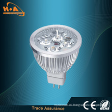 Disipador de calor de alta potencia Reemplace la bombilla de la lámpara de foco LED de iluminación