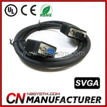 hd 15 pin male to male VGA Cable for projector