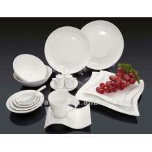 21pcs fine porcelain dinnerware