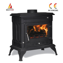 Multifuel Cast Iron Stove (CR-G14)