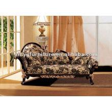 Chaise classique classique en bois massif XB10013