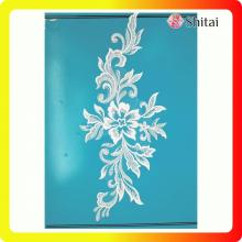 Hot sales pretty embroidery lace flower