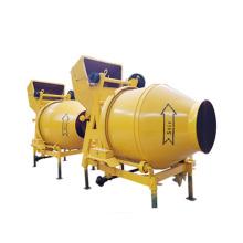 Máquina mezcladora de concreto diesel JZC350 drum mobile 350L