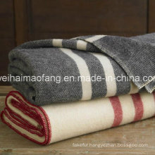 Woven Woolen 100% Pure Wool Army/Military Blanket