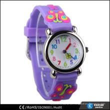 Relógio design japão quartzo movimento crianças relógio