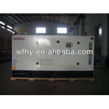 Conjunto de gerador trifásico silencioso de 150KW