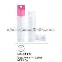LB-017D tubes de baume à lèvres