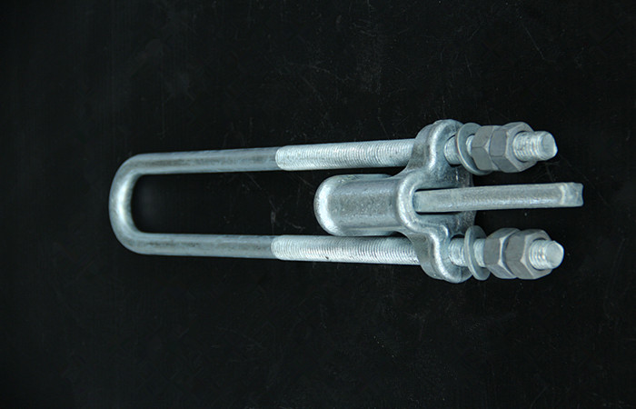 Adjustable Type Nut Wedge Clamp